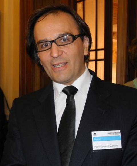 Pablo Guerrerro M